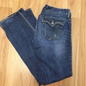 Cute fall jeans